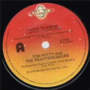 Tom Petty And The Heartbreakers - I Need To Know Scaricare