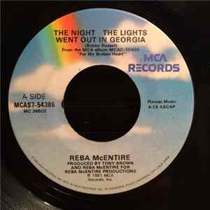 Reba McEntire - The Night The Lights Went Out In Georgia Scaricare