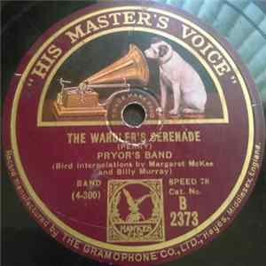 Pryor's Band - The Warblers Serenade / The Whistler And His Dog Scaricare