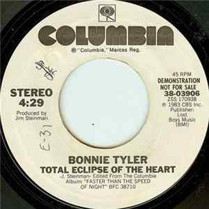 Bonnie Tyler - Total Eclipse Of The Heart Scaricare